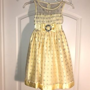 Other - Yellow Pageant LOVE by Special Occasion Dress